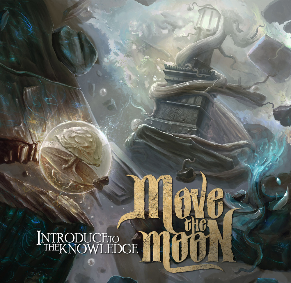 Move The Moon- Introduce To The Knowledge DIGI-CD on Rising Neme