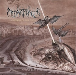 Mephistopheles- Sounds Of The End CD on Willowtip