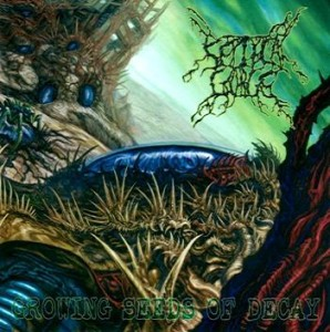 Septycal Gorge – Growing Seeds Of Decay / Delivering Hidden Mutilation