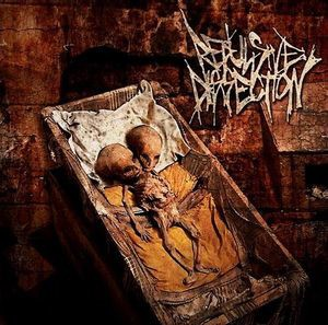 Repulsive Dissection – Cut Open The Aberration
