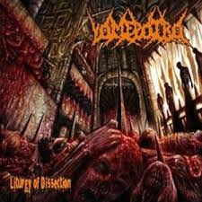 Vomepotro – Liturgy Of Dissection