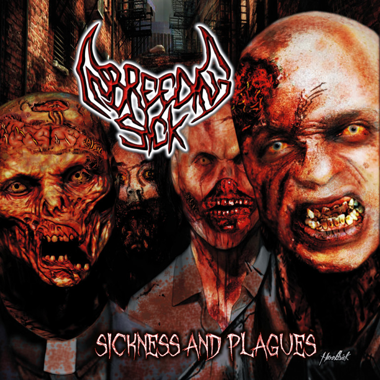 INBREEDING SICK- Sickness And Plagues CD OUT NOW!!!!